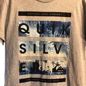 Quiksilver Shirts - QuikSilver graphic T-Shirt